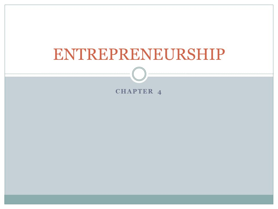 What is Entrepreneurship.Think of some of your favorite things….clothes, shoes, stores, food, etc.