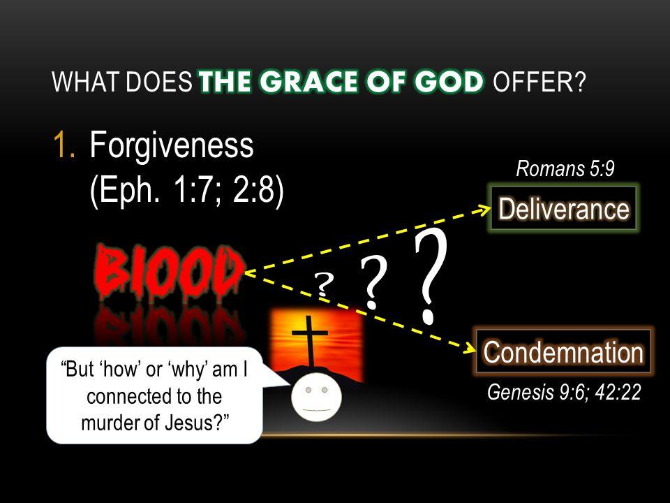 1.Forgiveness (Eph.