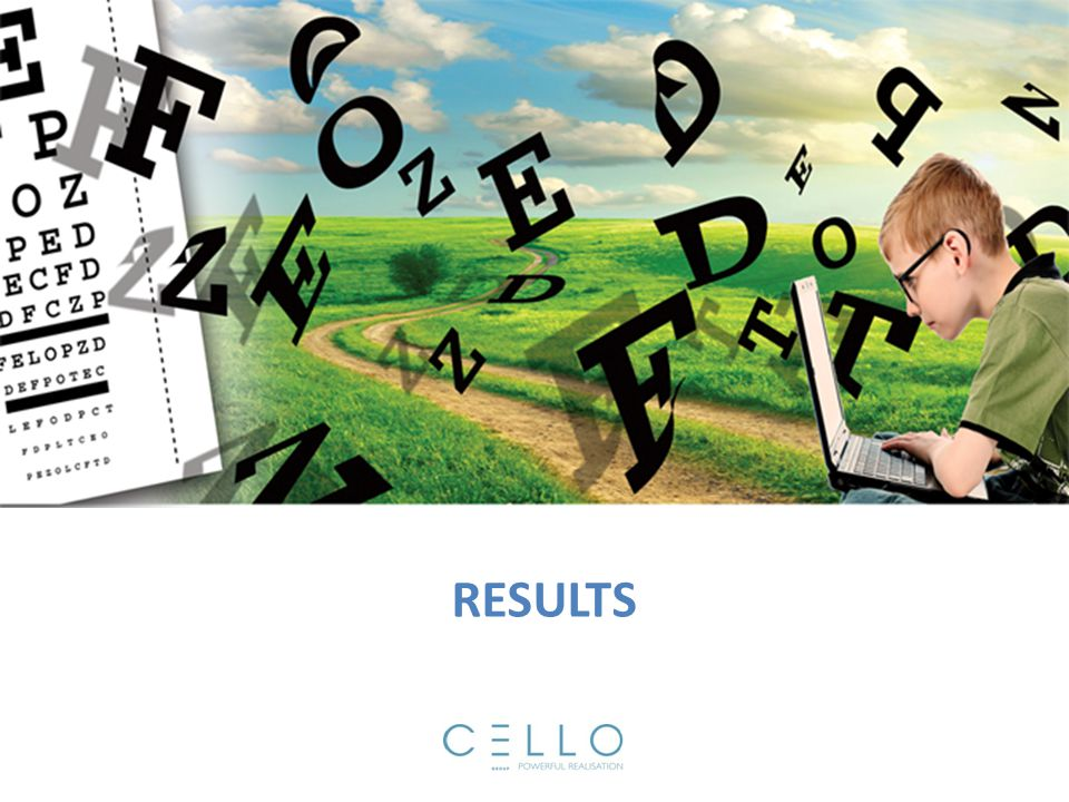 CELLO CONSUMER PLANNED DEVELOPMENTS IN 2013 Rebranding of Cello Consumer as client facing brand Focus on digital and social media front end Continued investment in existing and new overseas offices Continued focus on margin improvement