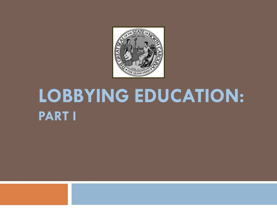  Lobbyist Ineligible for Appointment To State Board Which has Regulatory Authority Over Entity Lobbyist Currently Represents or Has Within 120 Days after Lobbyist's Registration Expired N.C.G.S.