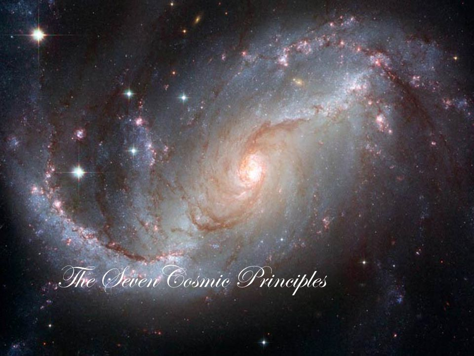 The SevenCosmic Principles