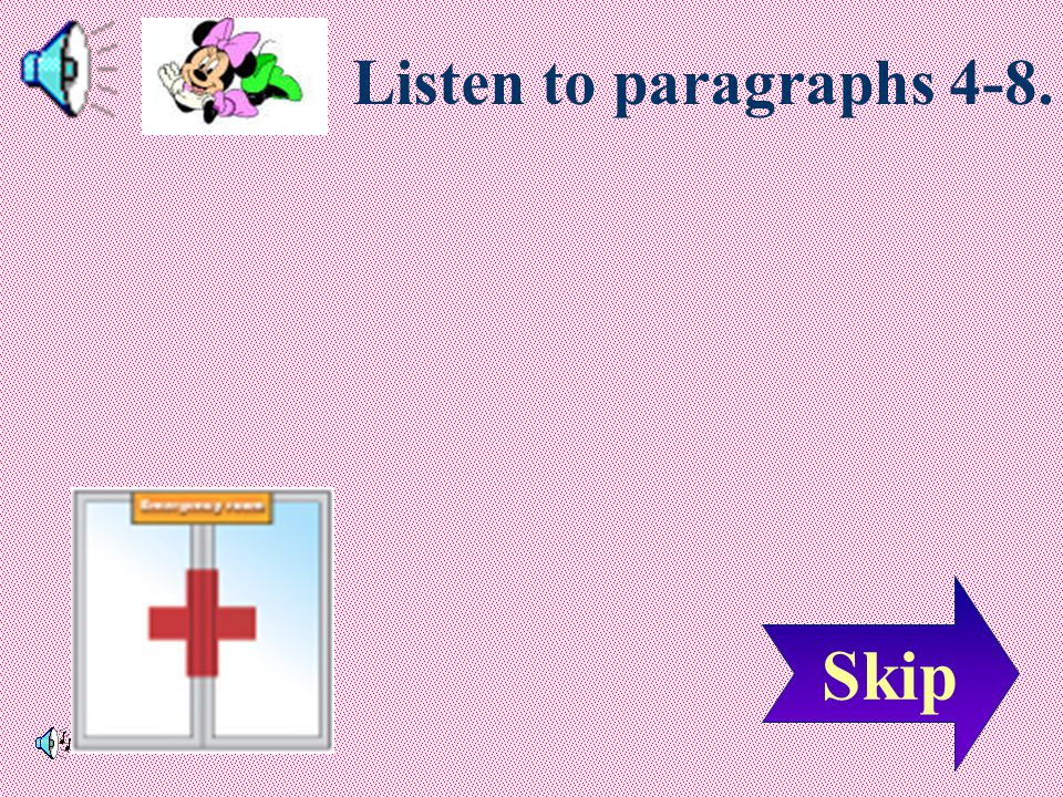 Vocabulary Idioms & Phrases Reading~ Paragraphs 5-8 Post-reading