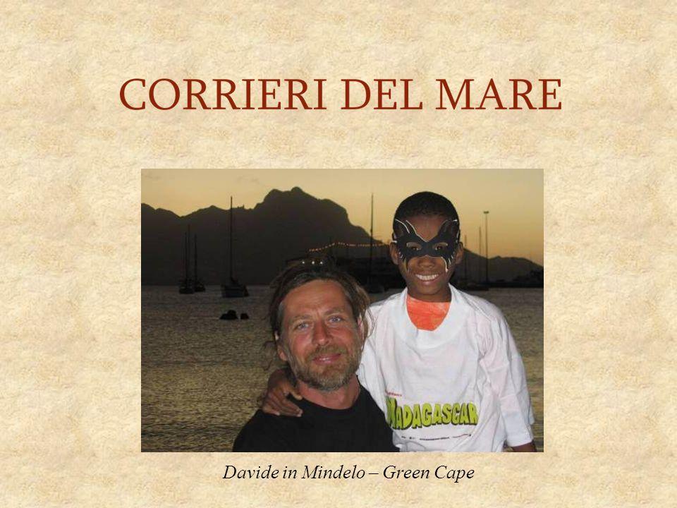 Davide in Mindelo – Green Cape