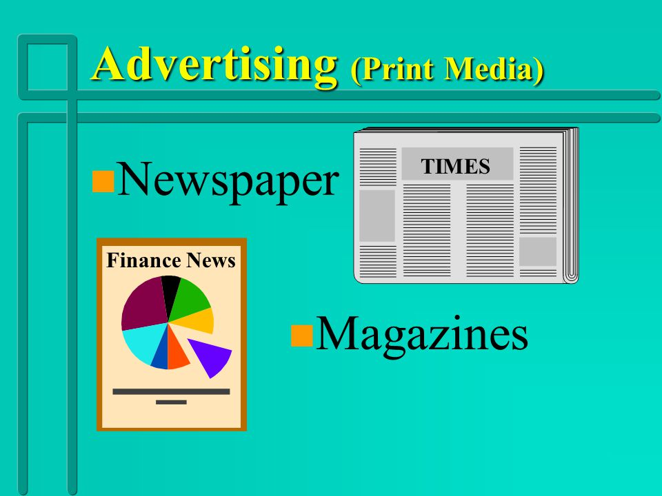 Essential Question 5 Promotion n What are the different types of advertising media and associated costs?