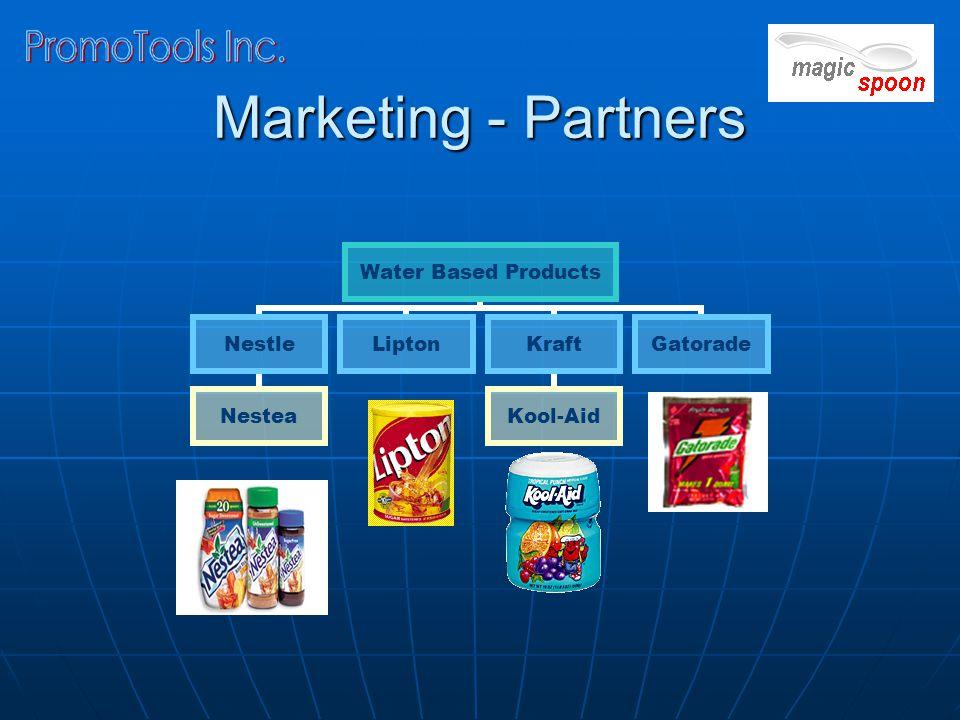 Marketing - Partners