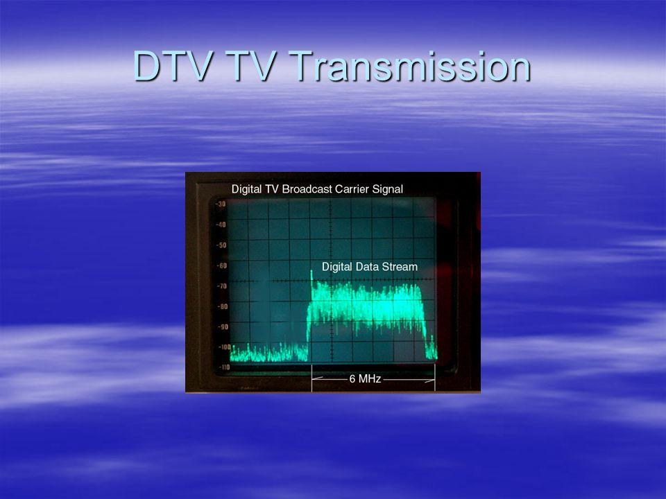 DTV TV Transmission