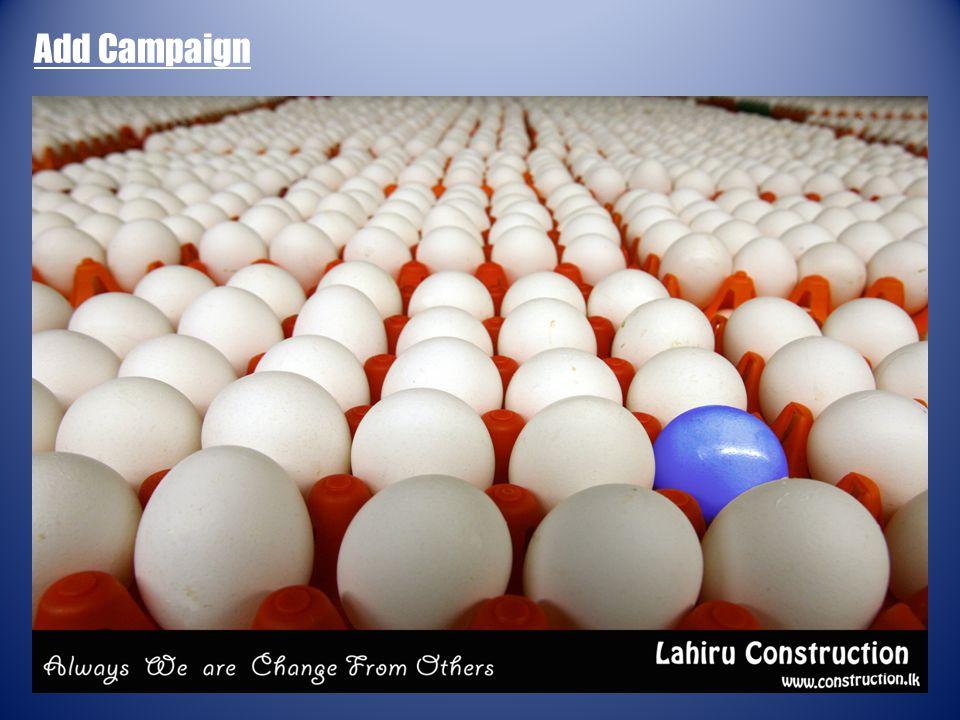 Add Campaign