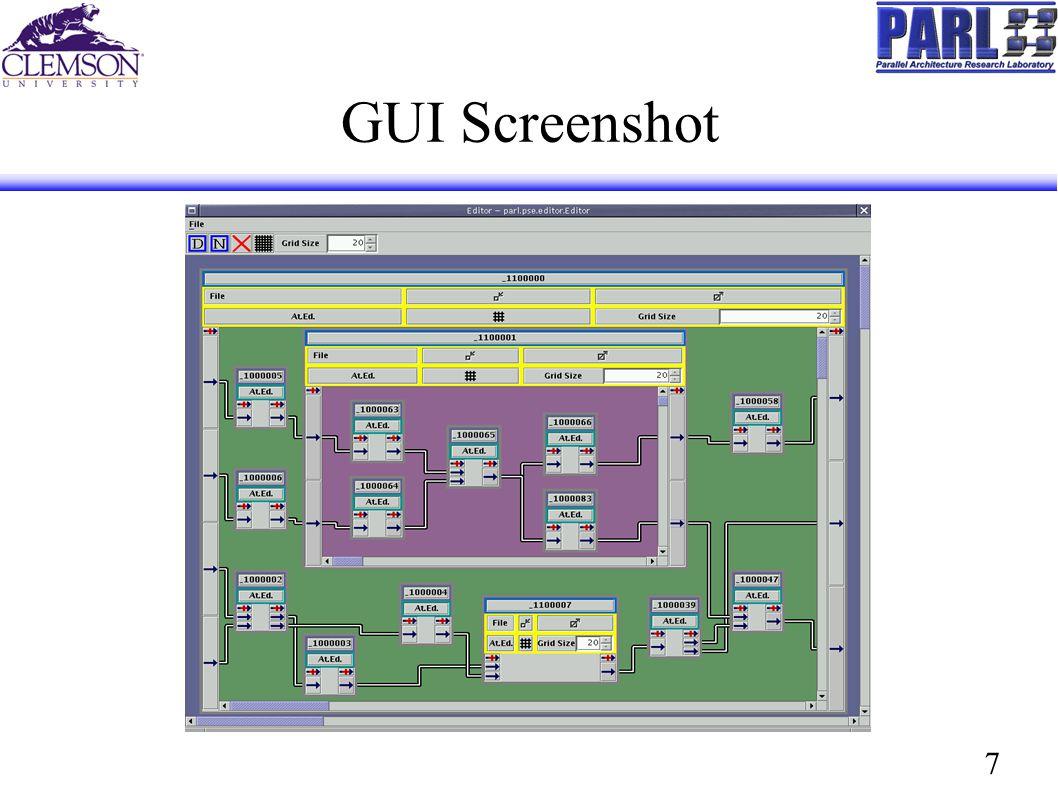 7 GUI Screenshot