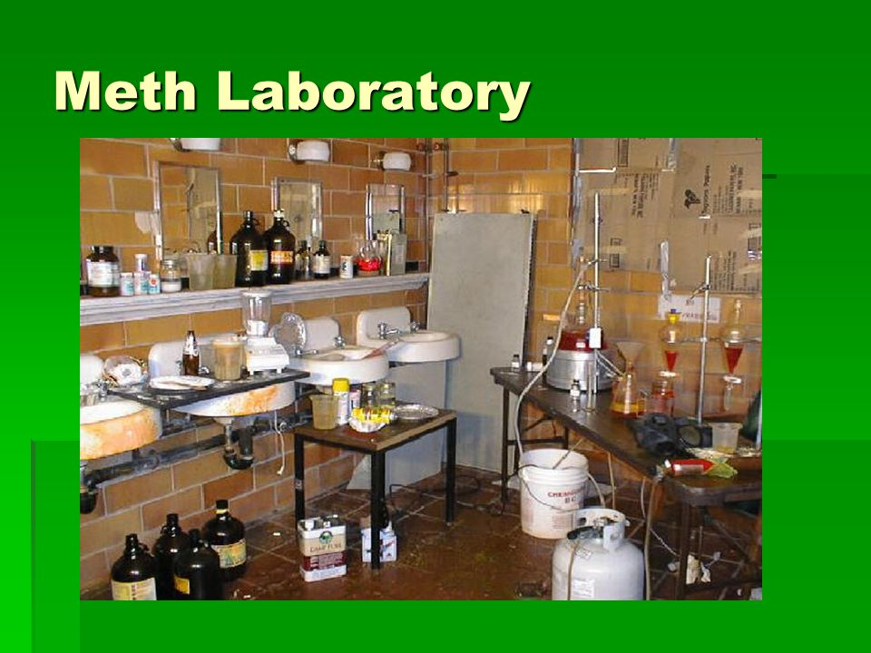 Meth Laboratory