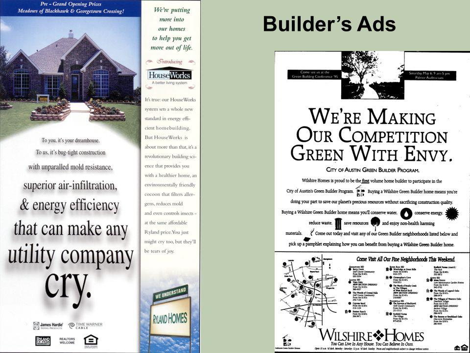 Builder's Ads