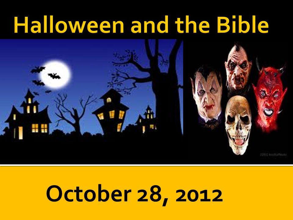 October 28, 2012