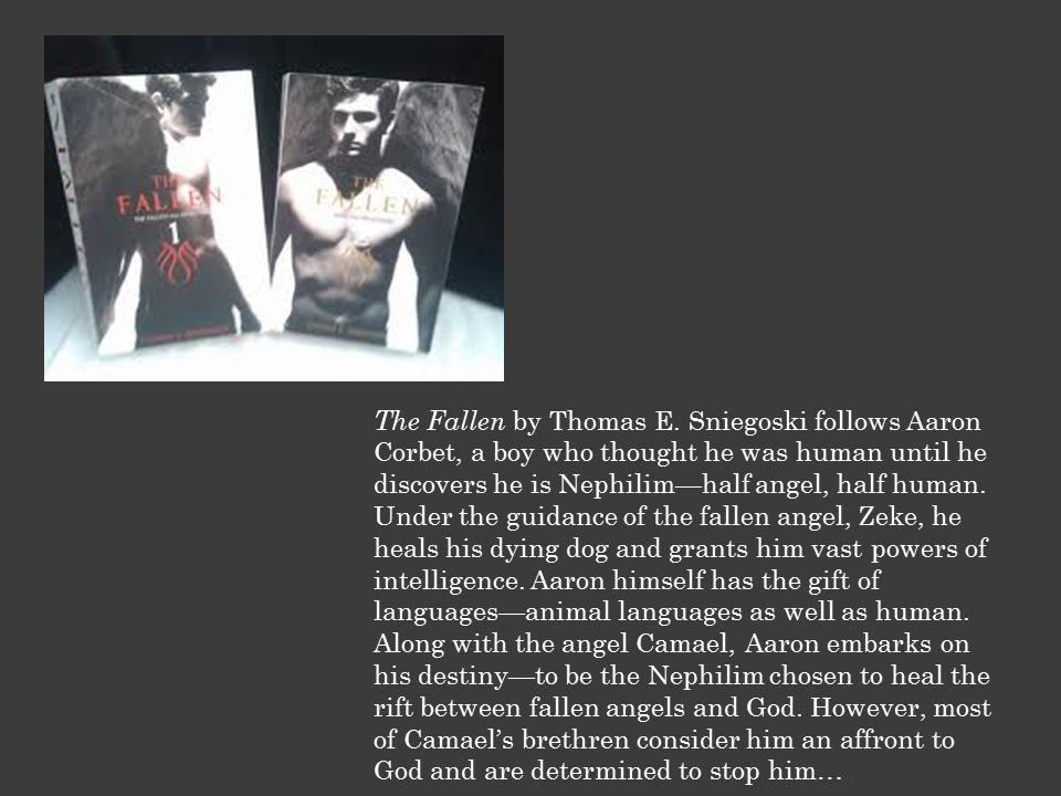 The Fallen by Thomas E.