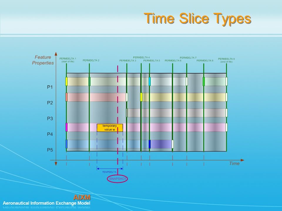Time Slice Types