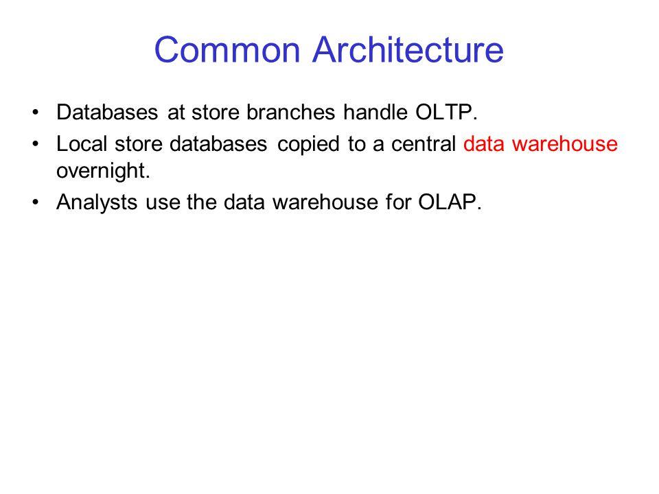 Data Mining Data mining is a popular term for summarization of big data sets in useful ways.