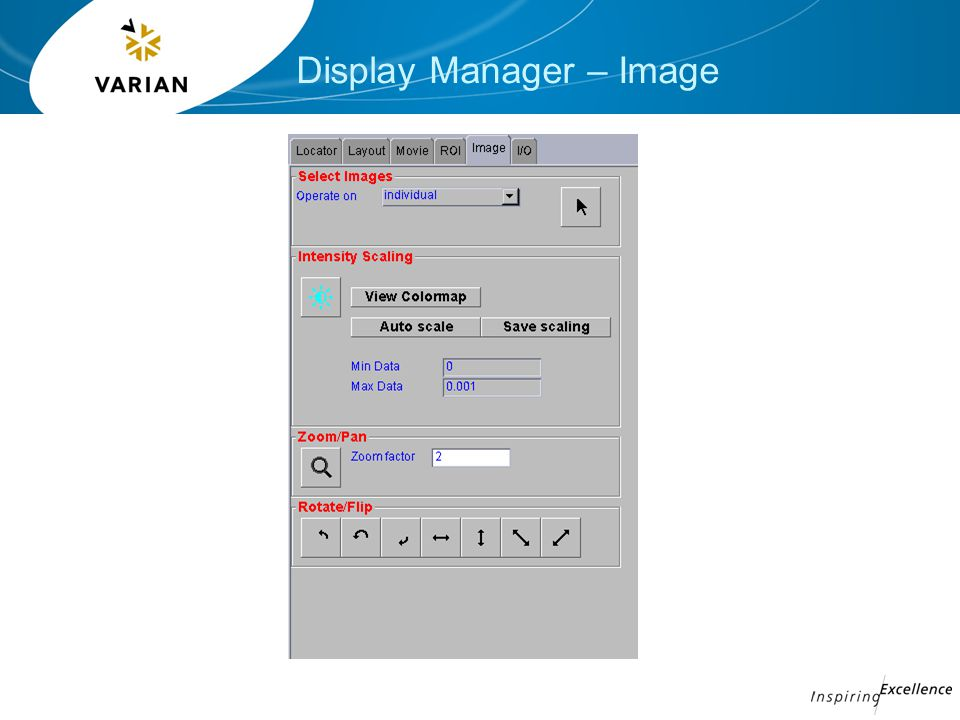 Display Manager – Image