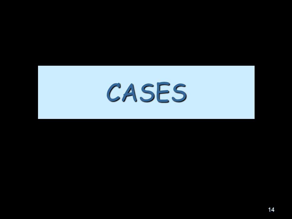 14 CASES
