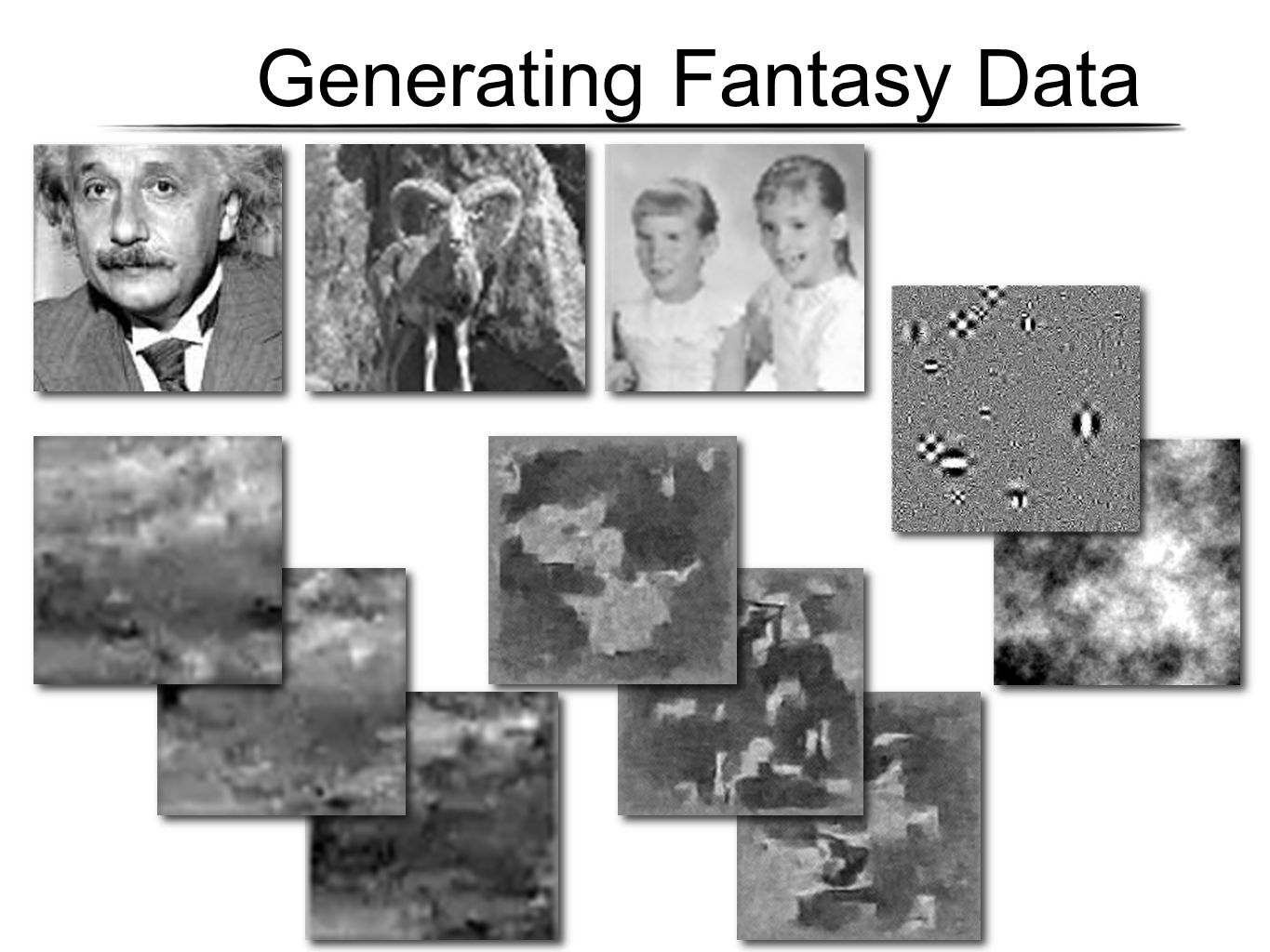 Generating Fantasy Data