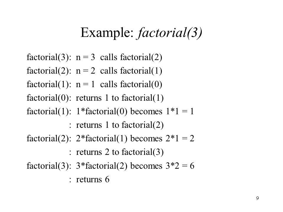 40 Mad Scientist (Cont'd.) Substituting formulas for L(n) and P(n) in the formula for C(n) we see that C(n) = L(n) + P(n) = C(n-1) + L(n-1) = C(n-1) + C(n-2), since L(k) = C(k-1) for any k Note that this is the Fibonacci recursion.