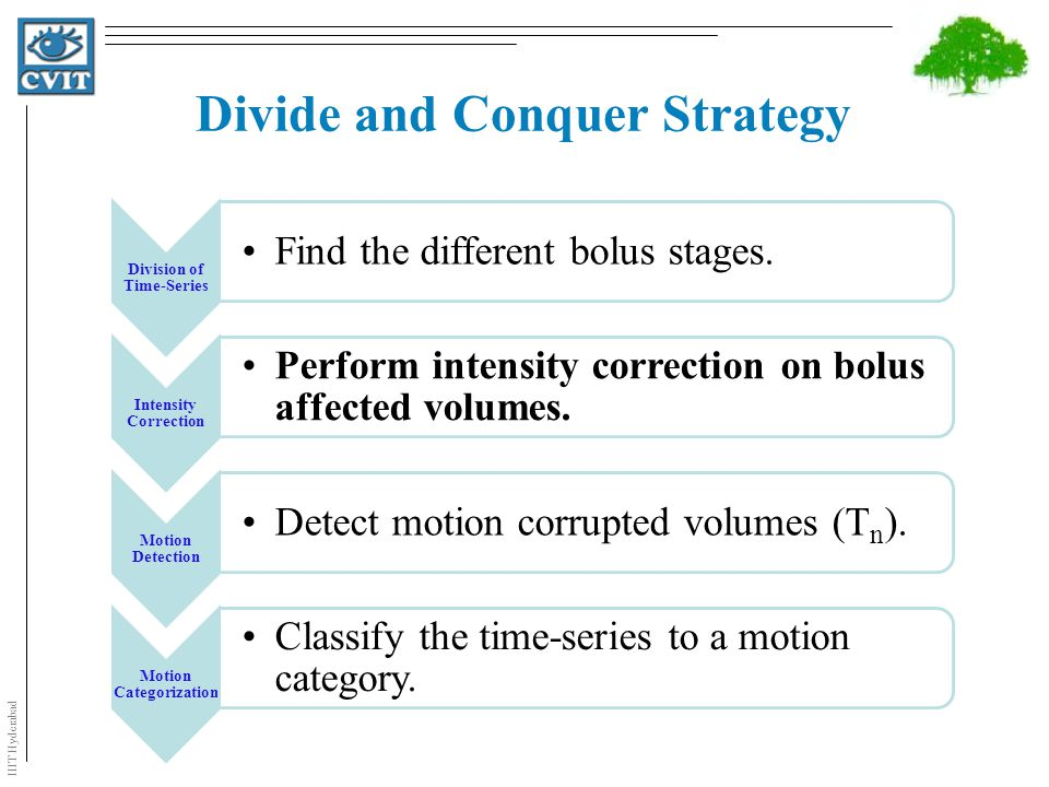 IIIT Hyderabad Intensity Correction Bolus is present only in Set2.