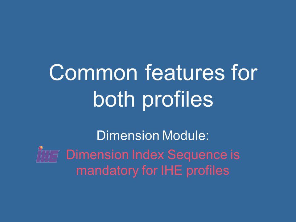 IHE Webinar Series 20095 time Temporal Position Index (Phase-index) 6 5 4 3 2 1 6 5 4 3 2 1 123 6 5 4 3 2 1 In-stack Position Number (Slice- Index) Frame number 1-6 Frame number 7-12Frame number 13-18 Multi-phase / Multi-Slice Slice Order for phase 1 Phase order for slice 2 Image frames can be sorted/displayed independent of the frame order 4\14\24\3 Slice Order for phase 2