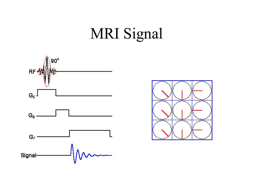 MRI Signal