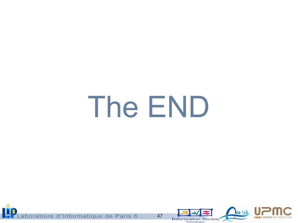 47 The END
