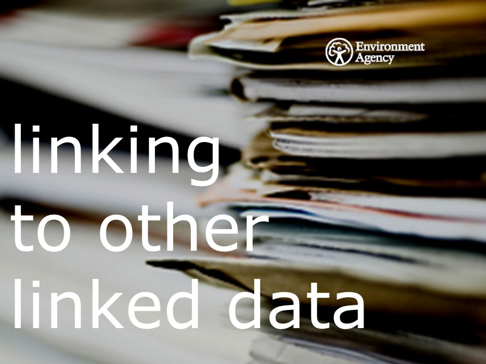 linking to other linked data