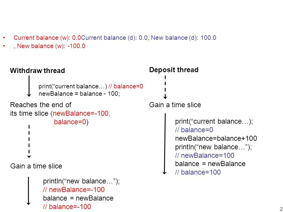 13 A Locking Idiom Call unlock() in a finally clause.