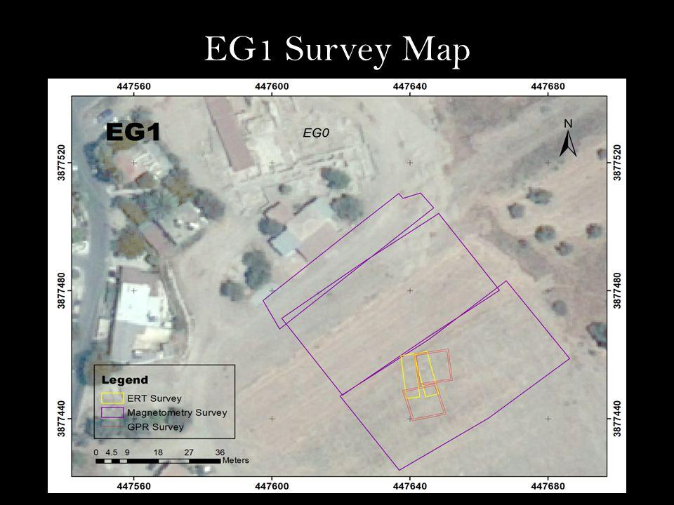 EG1 Survey Map