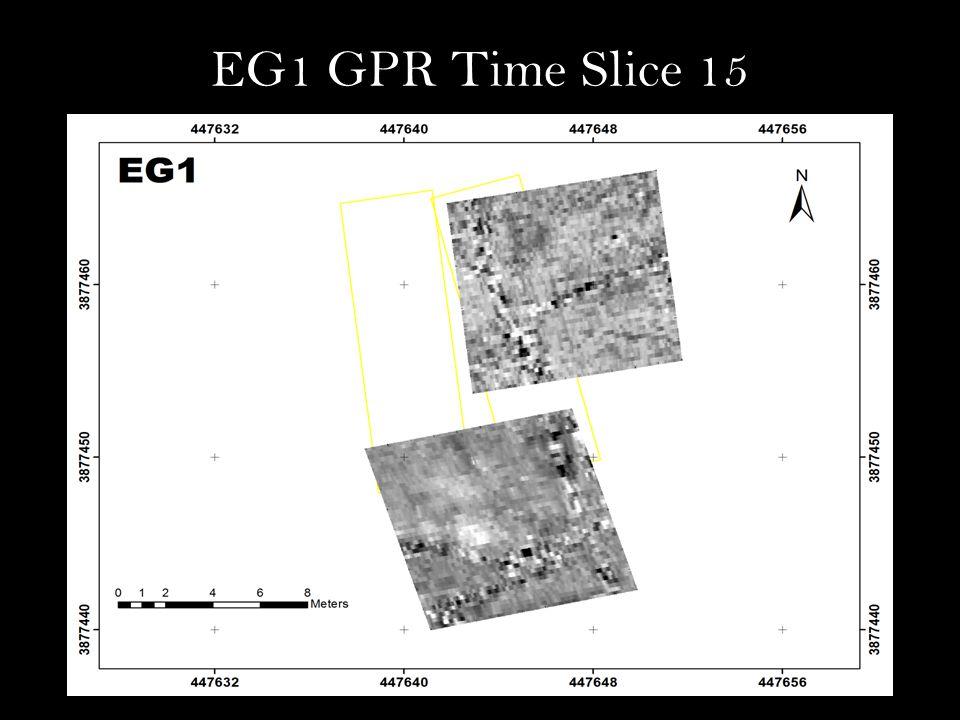 EG1 GPR Time Slice 15