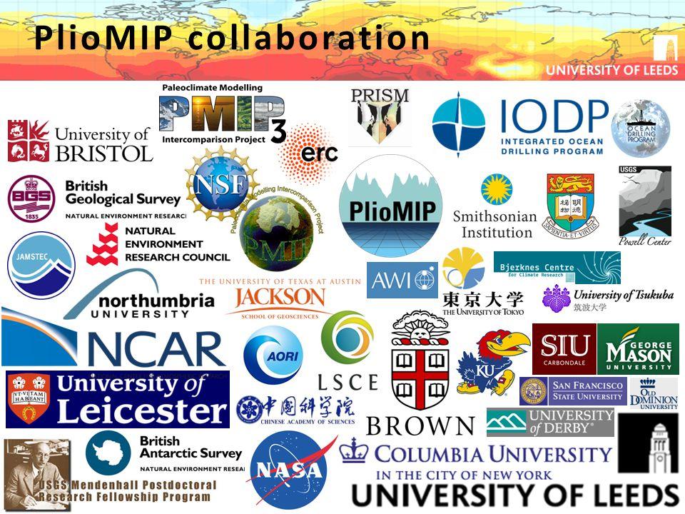 PlioMIP collaboration