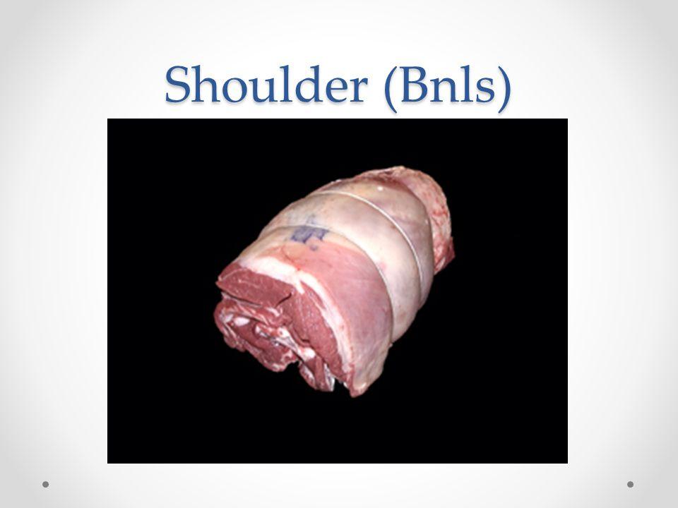Shoulder (Bnls)