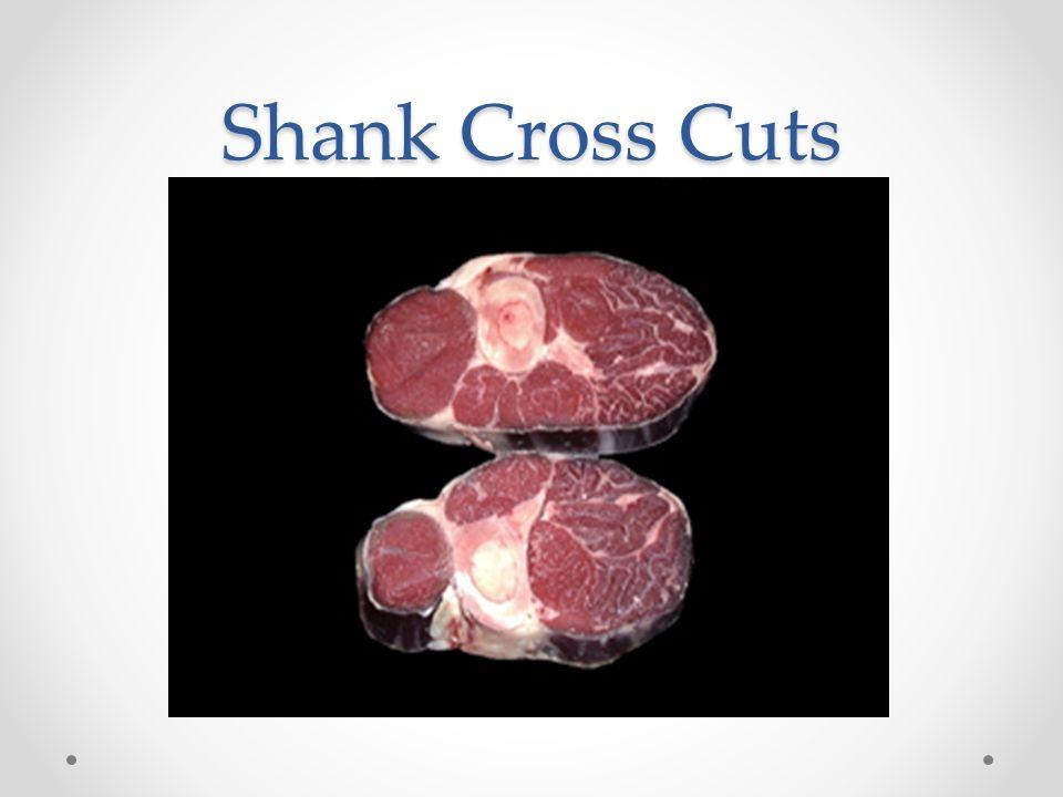 Shank Cross Cuts