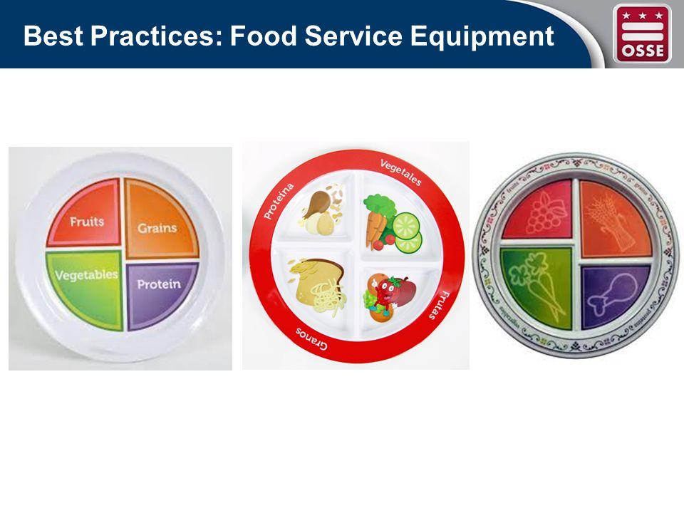 Best Practices: Food Service Equipment