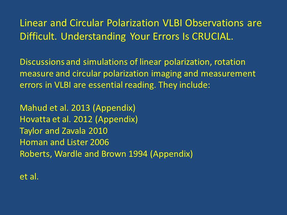 8) Circular polarization 15 GHz Homan & Lister 2006 The two main ways of generating circular polarization are (1)the intrinsic CP of synchrotron radiation (p c ~ 1/γ e ) (2)Faraday conversion of linear to circular.