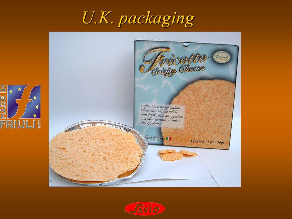 U.K. packaging