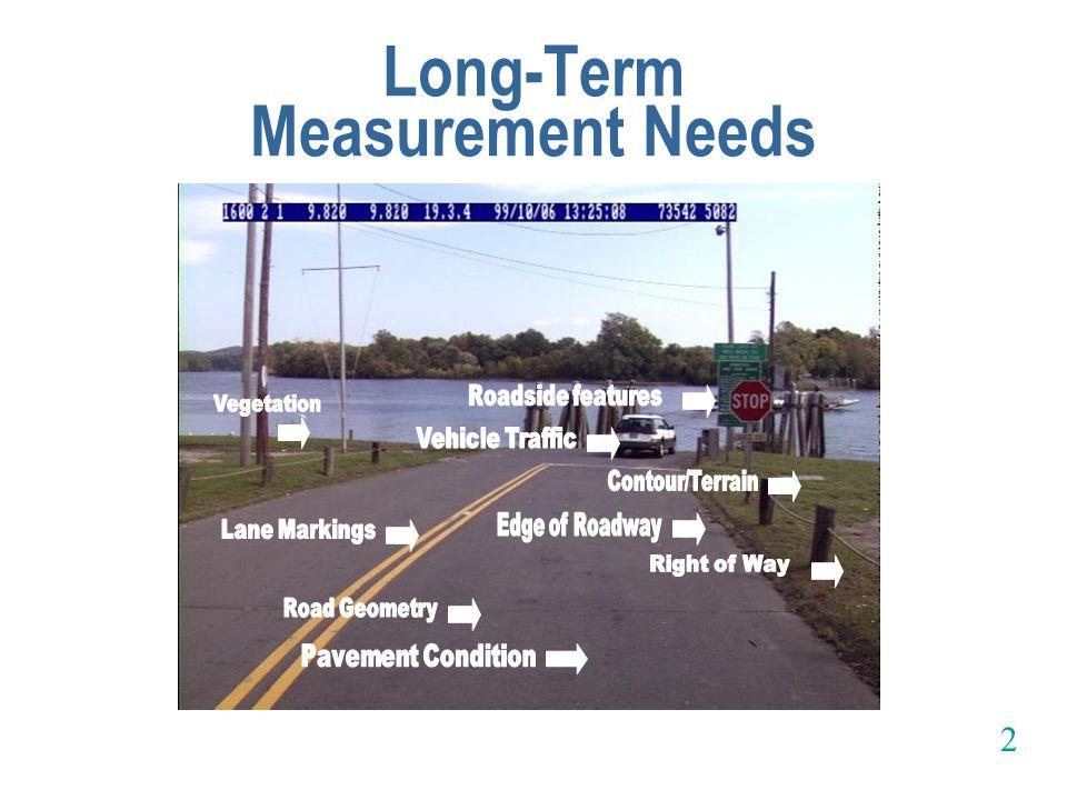 Long-Term Measurement Needs 2