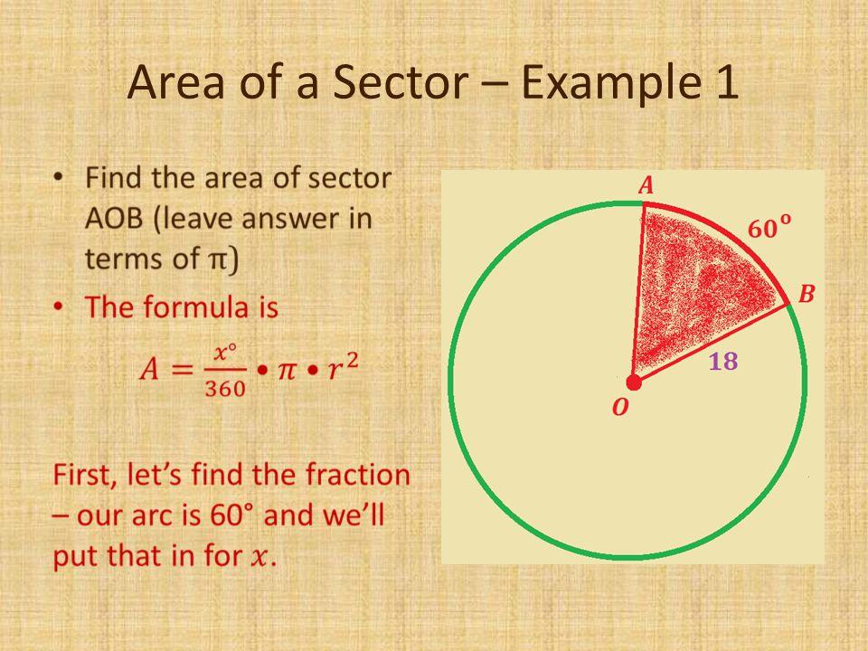 Arc Length – Example 2