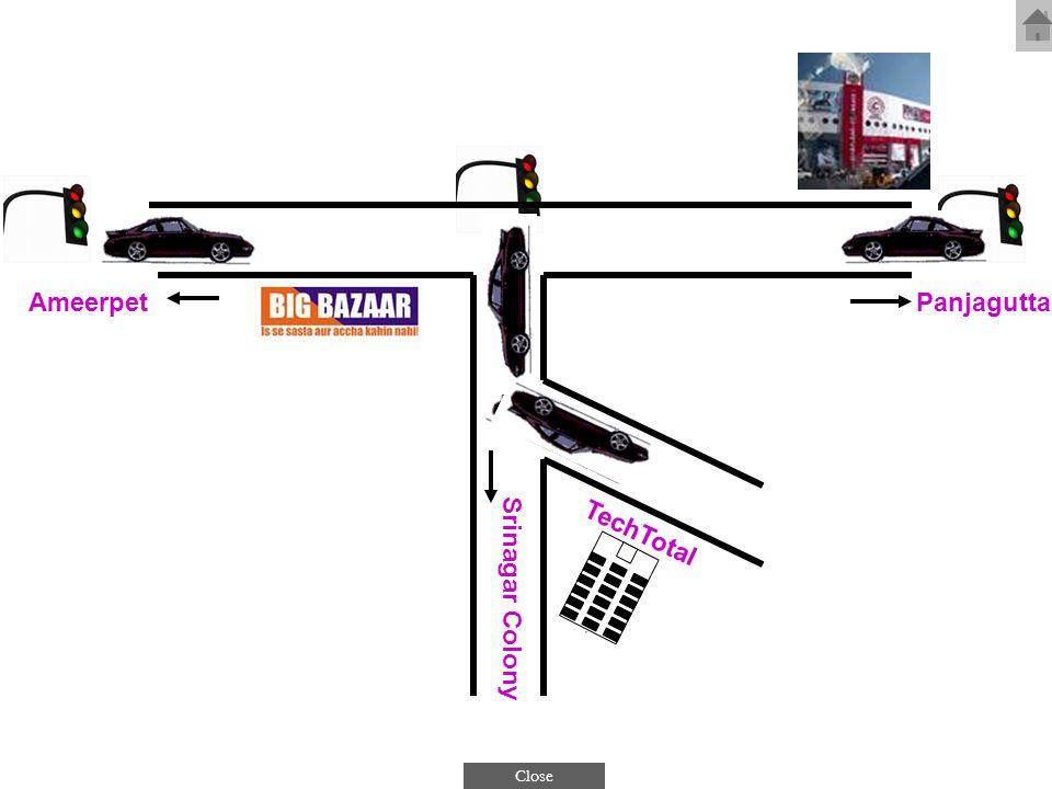 NextPrevious AmeerpetPanjagutta Srinagar Colony TechTotal Close