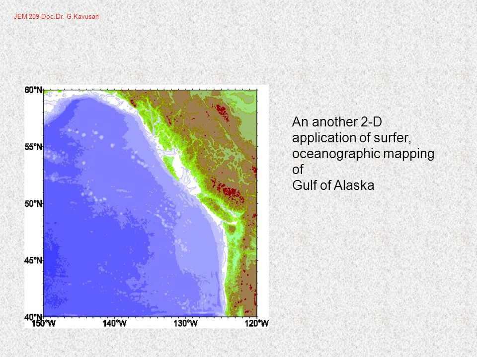 Surfer -Creating a Grid File Grid files are required to produce a grid-based map.