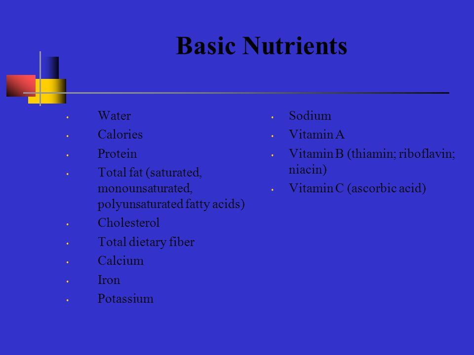 Foods values in normal diets The Daily Values provide a reliable guide for most people.