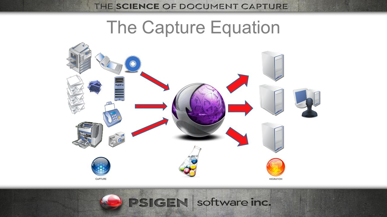 The Capture Equation