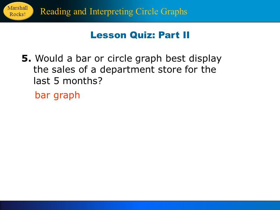 Lesson Quiz: Part II 5.