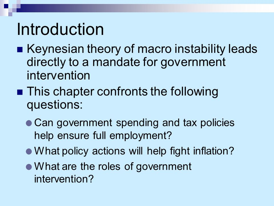 A Warning: Crowding Out Fiscal policy guidelines are a useful tool but neglect a critical dimension of fiscal policy.