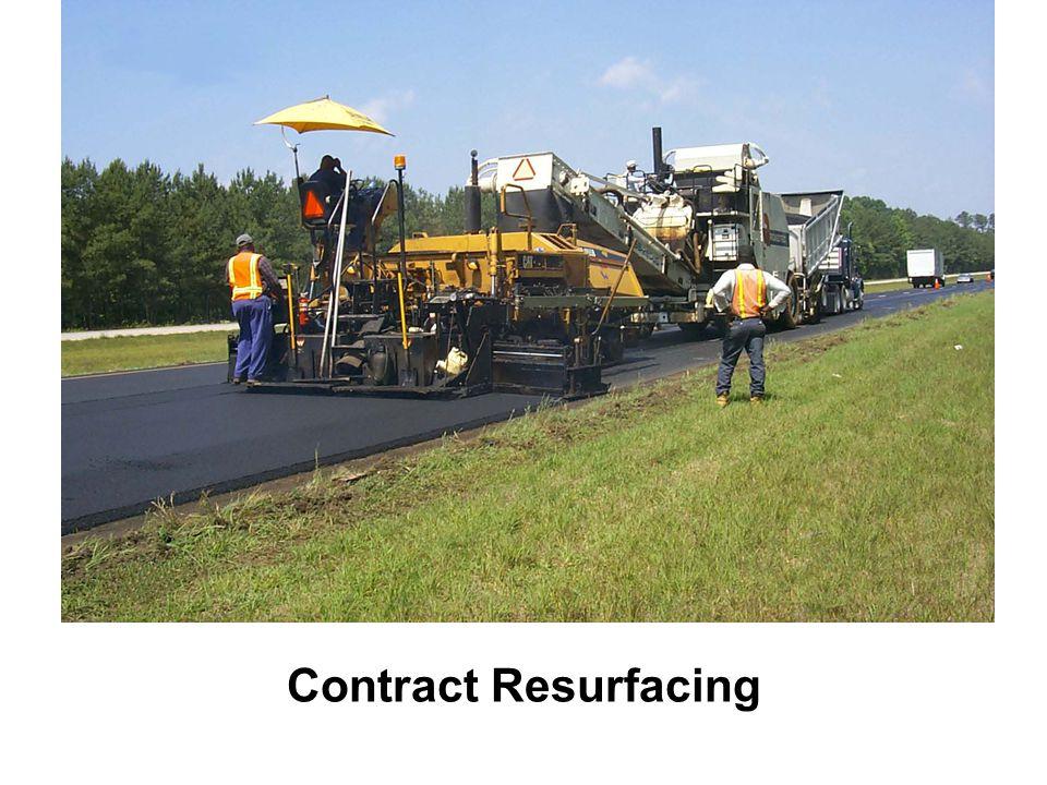 Contract Resurfacing