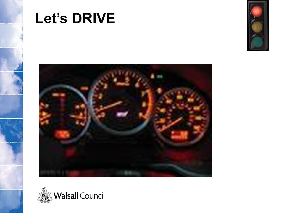 Let's DRIVE