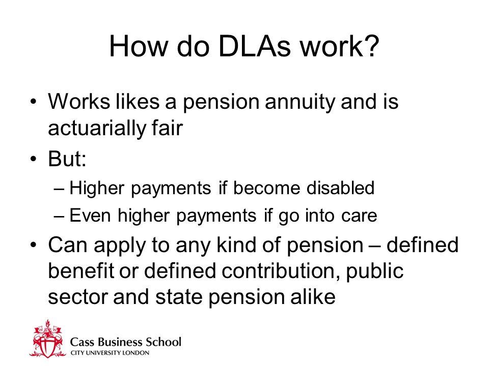 How do DLAs work.