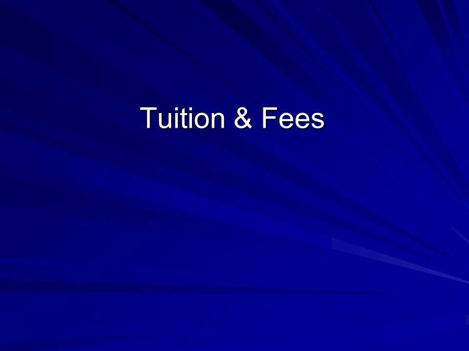 Appropriation & Tuition and Fees Collected per FTE 1999/00 UT vs. Peer Institutions