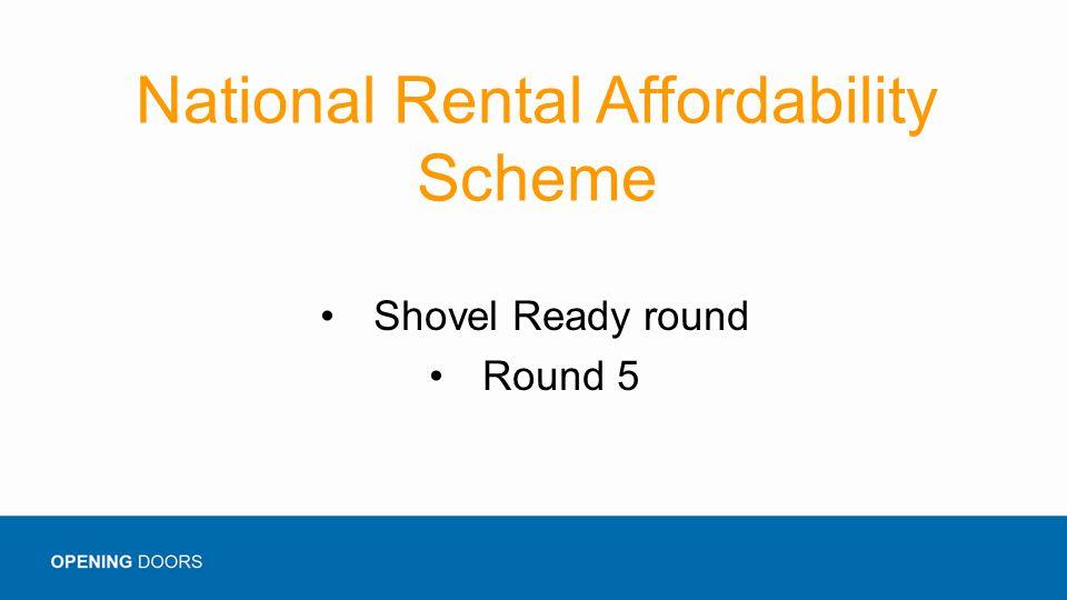 Shovel Ready round Round 5