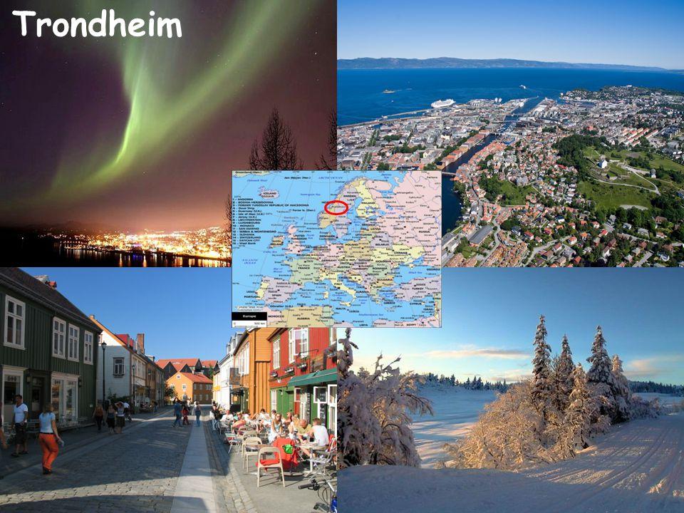 3 Trondheim